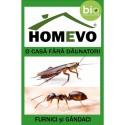 Granule fine Furnici și Gândaci, Bio, Homevo