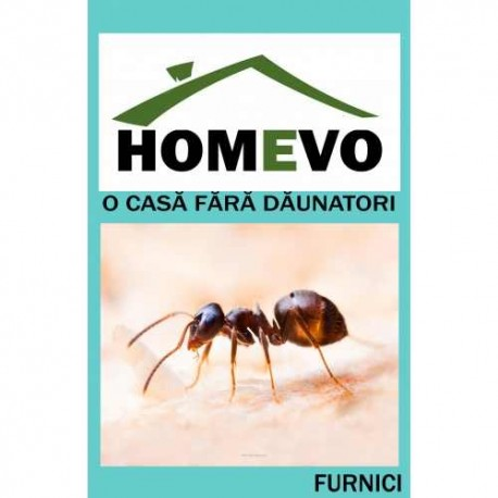 Insecticid Gel Furnici, Homevo