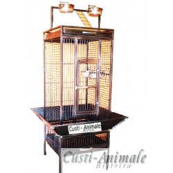 Colivie Papagali demontabila/ vopsita/50