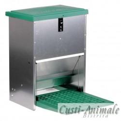 Hranitor automat furajare gaini 12 Kg