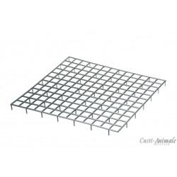 Gratar podea plastic 36x34x2 cm