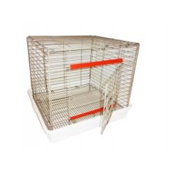 Cusca animale mici de companie,tava plastic 50x55x50 cm