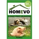 Pulbere anti Purici pentru animale, Bio, Homevo