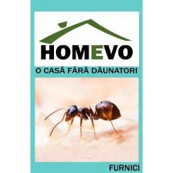 Insecticid Gel Furnici, Homevo