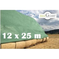 Prelata pentru protectie baloti de paie / fan 12 m x 25m