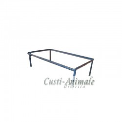 Suport metalic cusca pui/100cm