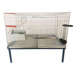 Cusca iepuri tineret, 80x60x45 cm