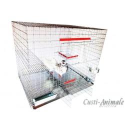 Cusca porumbei imperechiere/90/65/75 cm